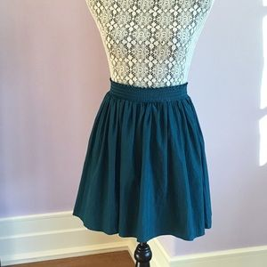 American Apparel Emerald Skirt Size XS/S